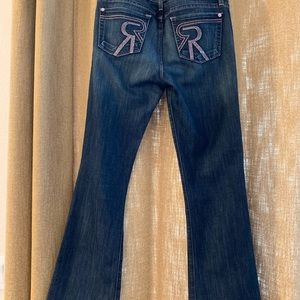 Rock and republic boot leg jeans